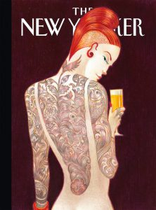 <b>Lorenzo Mattotti </b><br/>The New Yorker, Back Story