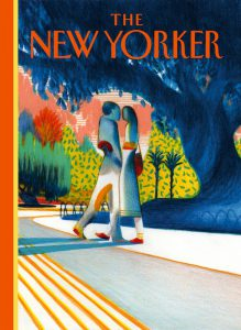 <b>Lorenzo Mattotti </b><br/>The New Yorker, Memories