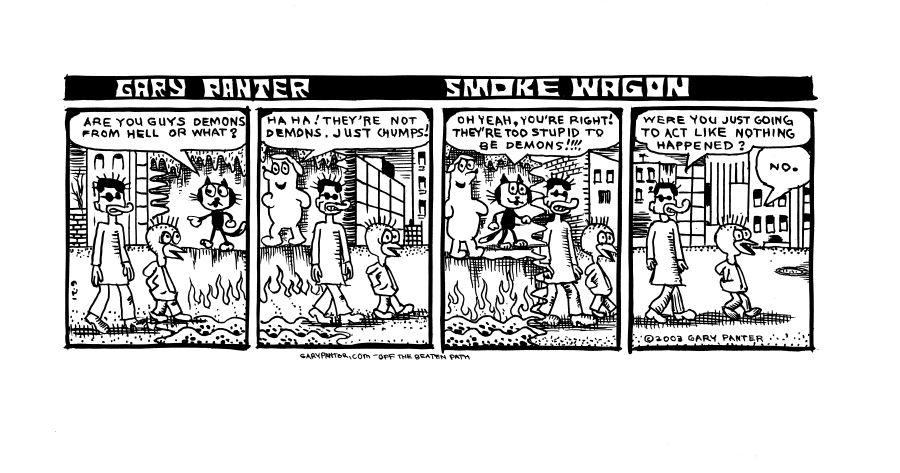 Smoke Wagon - 2003