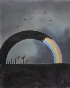 <b>Tomi Ungerer </b><br/>How soon darkness at noon