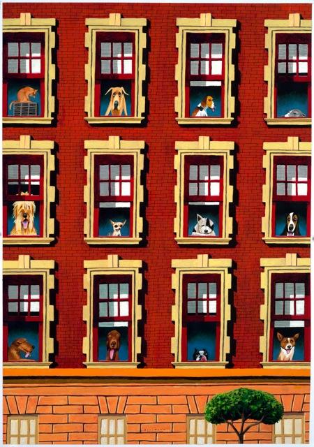 Mark Ulriksen - The New Yorker