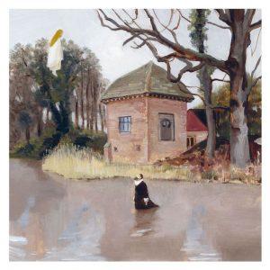 Sonnet sacré numéro 17 Sérigraphie 13 couleurs 100 exemplaires - 48 x 48 cm 150 €