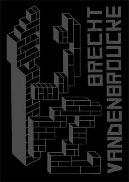 Brecht Vandenbroucke - Cover Portfolio