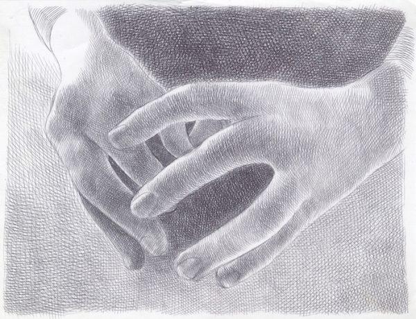 bic sur papier 28 cm x 21 cm Réf. : ferris007