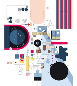 <b>Chris Ware </b><br/>Circle Comics