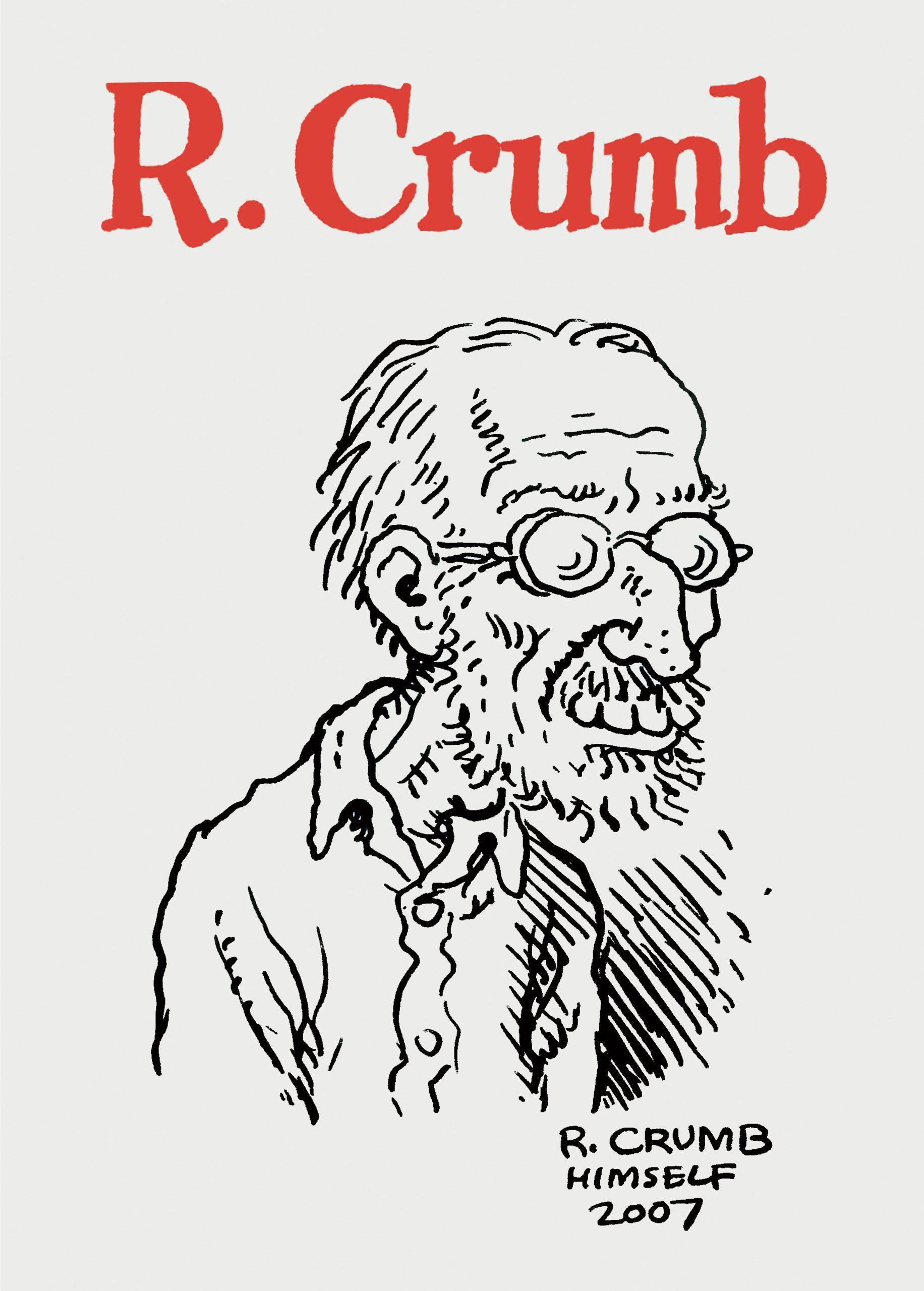 Robert Crumb 2010 Affiche