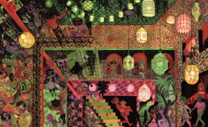 <b>Brecht Evens</b><br/>Disco Harem