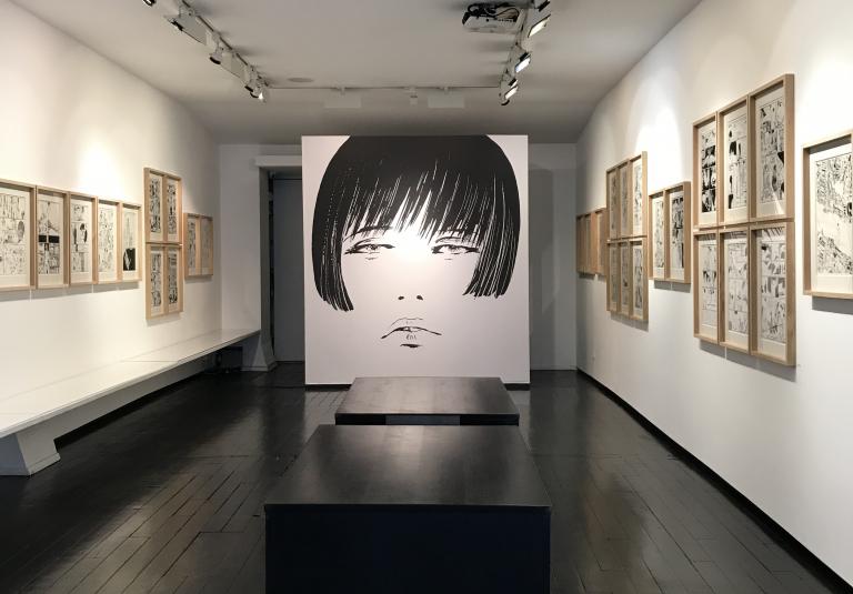 Exposition Guido Crepax