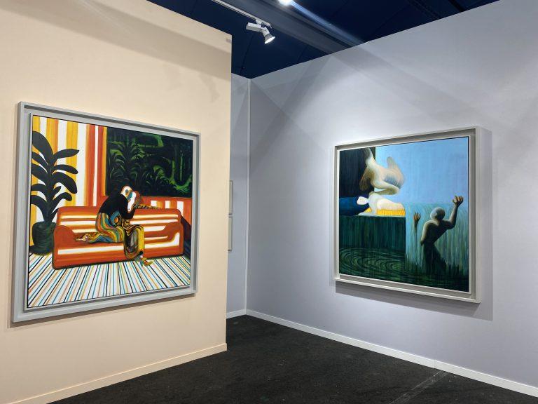ART PARIS 2021 - LORENZO MATTOTTI