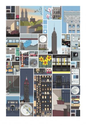 Chris Ware - New York