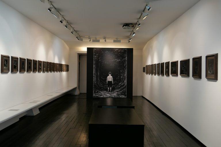 Exposition Thomas Ott - La Forêt 2020