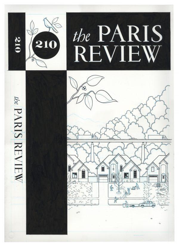 Paris Review Original #210