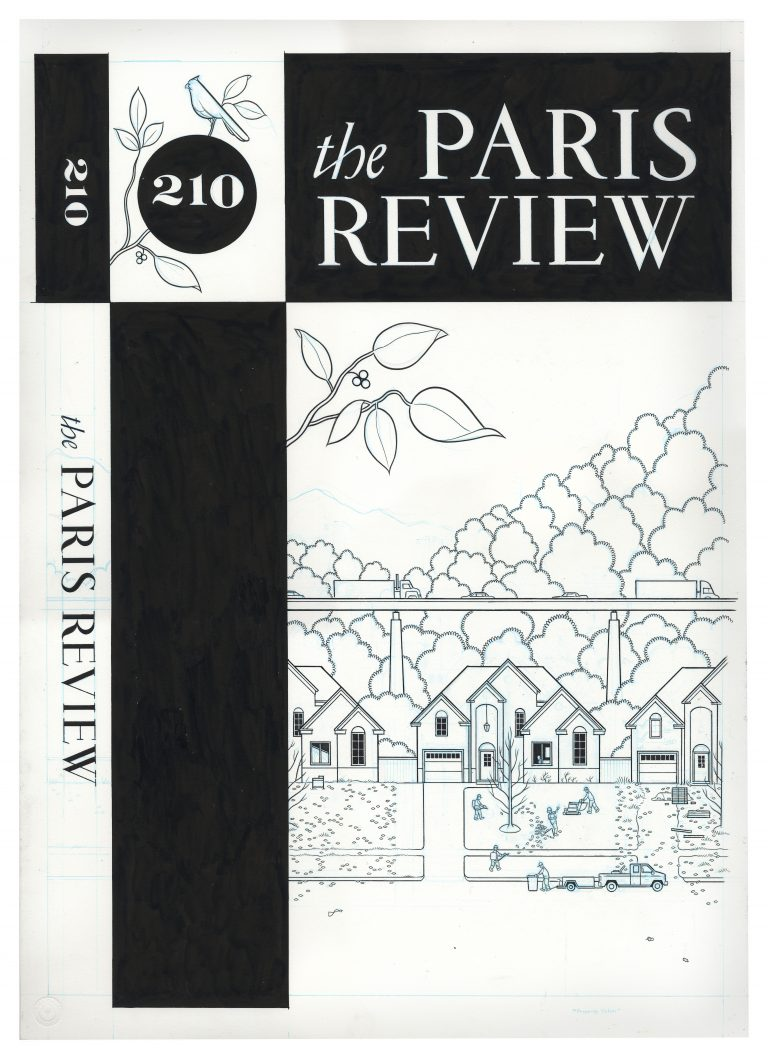 Paris Review Original #210