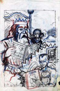 <b>Art Spiegelman </b><br/>Spieg016