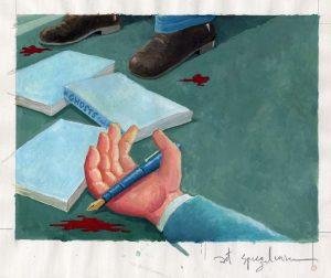<b>Art Spiegelman </b><br/>Spieg019