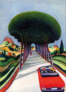 <b>Lorenzo Mattotti </b><br/>Toscana