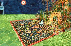 <b>Brecht Evens</b><br/>Peter Pan, Tapestry