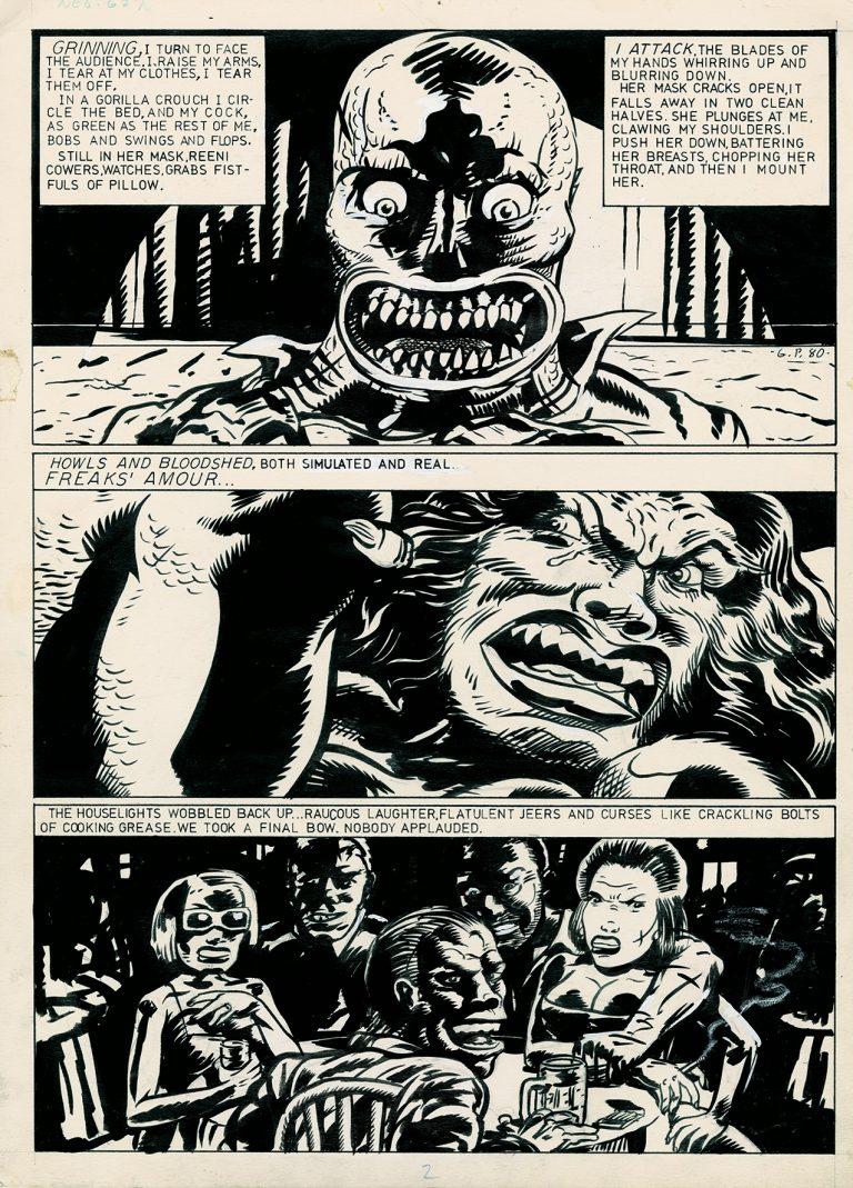 Freeks, 1980
