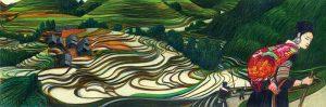 <b>Lorenzo Mattotti </b><br/>Paesaggio Vietnamita