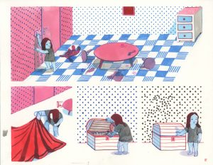 <b>Brecht Evens</b><br/>panthere087